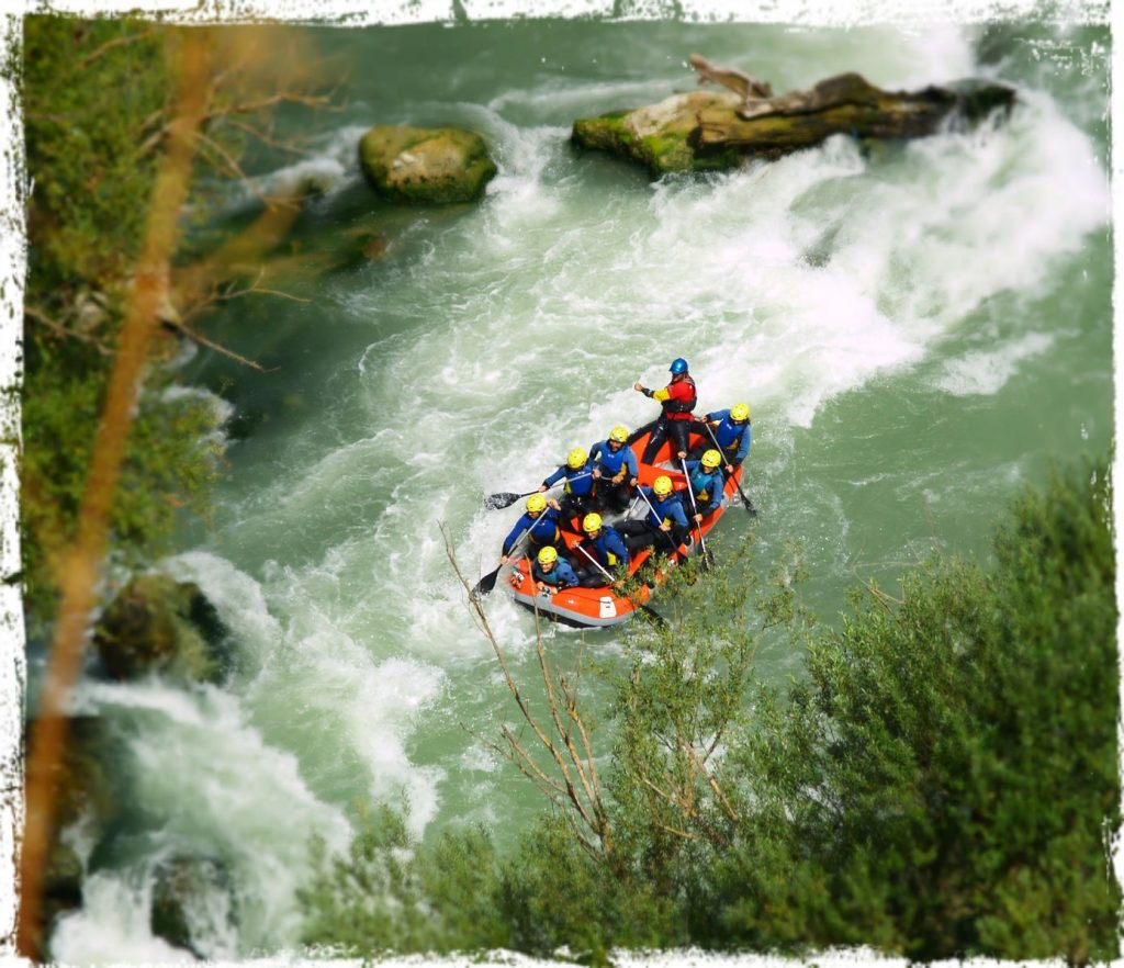 Rafting Granada